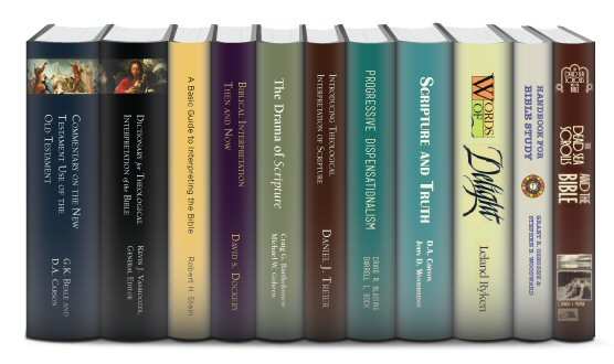 Baker Hermeneutics Collection (11 vols.)