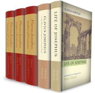 Flavius Josephus Collection (5 vols.)
