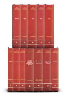 Baker's New Testament Commentary (HK) (12 vols.)