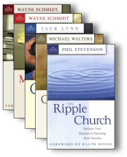 Wesleyan Ministry Collection (5 vols.)