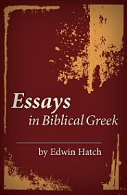 Essays in Biblical Greek