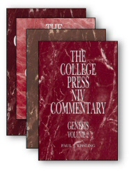College Press NIV Commentary Collection Upgrade (CPNIV) (4 vols.)