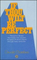 If Thou Wilt Be Perfect