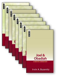 Mentor Old Testament Commentary Collection (MOT) (8 vols.)