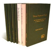 Library of Hebrew Bible/OT Studies: JSOTS on Nevi'im (7 vols.)