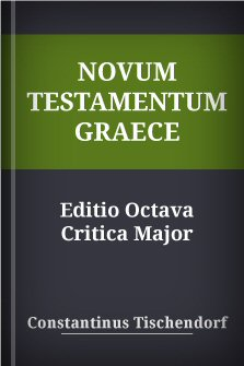 Tischendorf's Greek New Testament