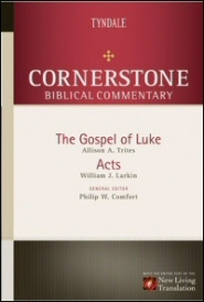 Cornerstone Biblical Commentary: Luke, Acts