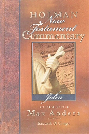Holman New Testament Commentary: John