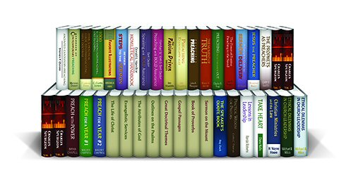 Preaching & Leadership Bundle (40 vols.)