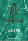 The College Press NIV Commentary: James & Jude