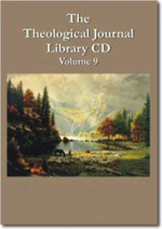 Theological Journal Library, vol. 9