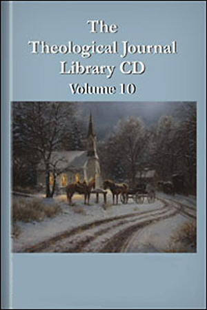Theological Journal Library, vol. 10