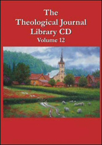 Theological Journal Library, vol. 12