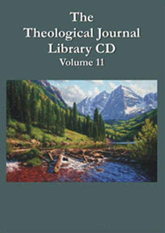 Theological Journal Library, vol. 11