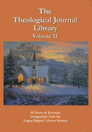 Theological Journal Library, vol. 13