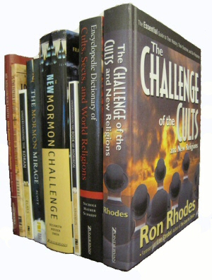 Zondervan World Religions and Cults Collection (8 vols.)