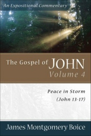 The Gospel of John, Vol. 4: Peace in Storm