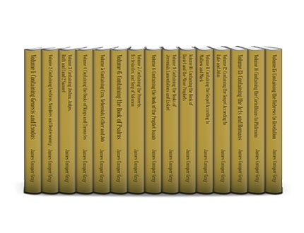 Biblical Encyclopedia and Museum (15 vols.)