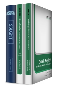 Lexham Greek-English Interlinear New Testament Collection (3 vols.)