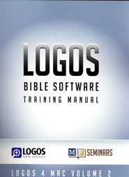 Logos Bible Software for Mac Training Manual: Volume 2