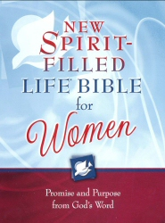New Spirit-Filled Life Bible for Women
