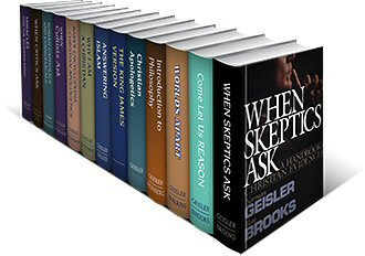 The Norman L. Geisler Apologetics Library (13 vols.)