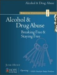 Biblical Counseling Keys on Alcohol & Drug Abuse