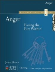 Biblical Counseling Keys on Anger
