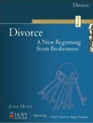 Biblical Counseling Keys on Divorce