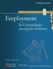 Biblical Counseling Keys on Employment