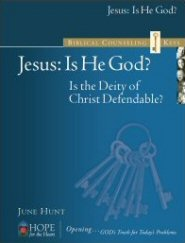Biblical Counseling Keys on Jesus: Is He God?