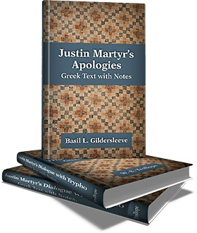 The Major Works of Justin Martyr in Greek (3 vols.)