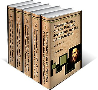 Commentaries on the Prophet Jeremiah and the Lamentations (5 Vols.)