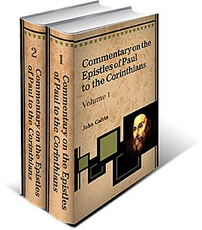 Commentary on the Epistles of Paul to the Corinthians (2 Vols.)