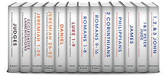 New Beacon Bible Commentary Collection (13 vols.)