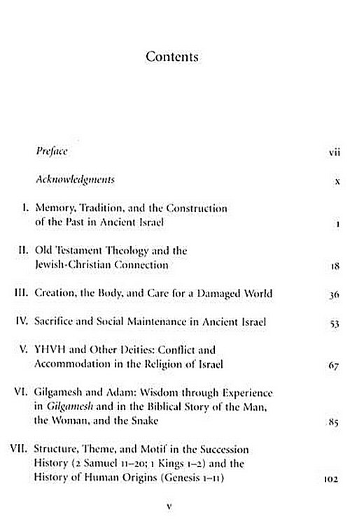essays on old testament history and religion