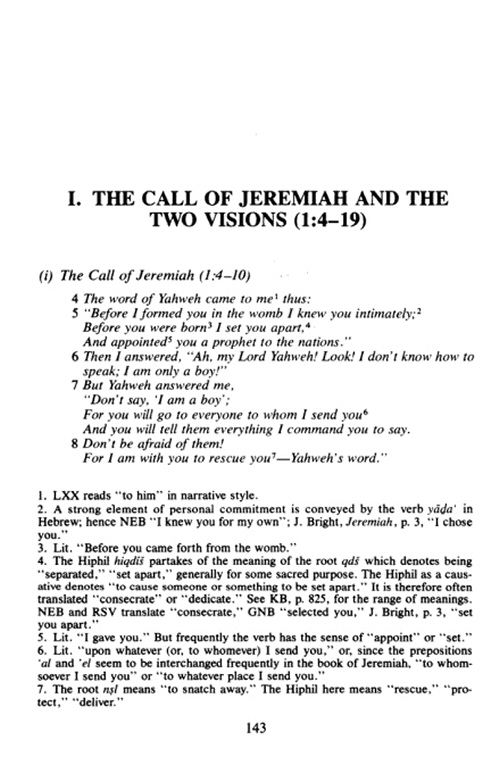 200 word essay on the book of jeremiah Tiara howard dr butler old testament 11/12/2013 the period in which jeremiah lived and worked was one of the most critical in hebrew history his public ministry began during the reign of king josiah.