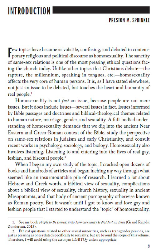 understanding the topic of homosexuality through the unit on homosexuality Going against god's created order in violation of his command to fill and multiply the earth in the act of homosexuality is an exceedingly grave sin.