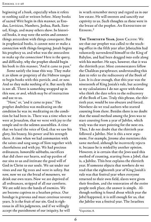 john calvin commentary on daniel pdf