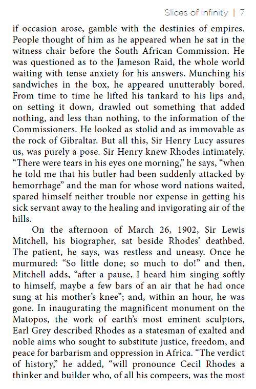 Frank boreham essays