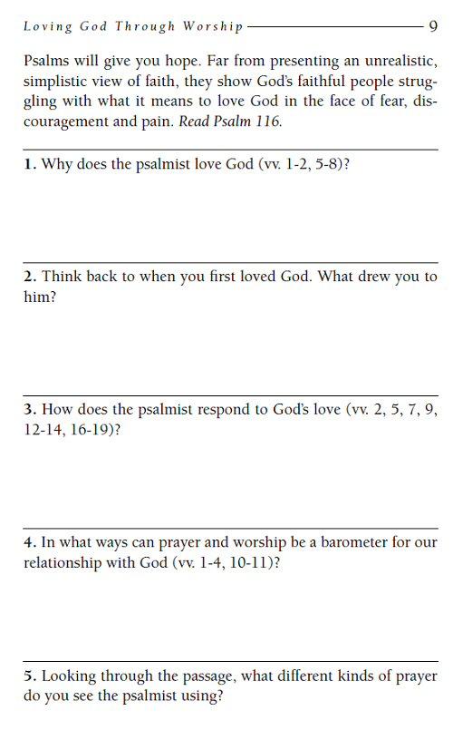 LifeGuide Bible Studies: Christian Living Collection (14