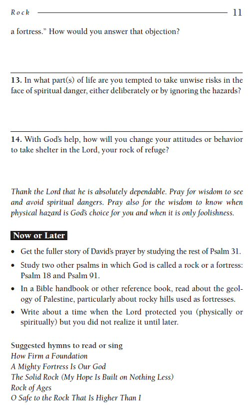 LifeGuide Bible Studies: God, Jesus, and the Holy Spirit (17