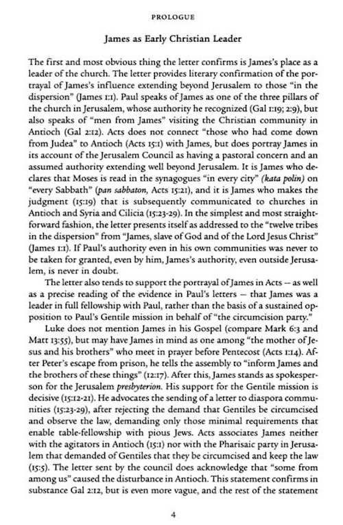 Eerdmans studies on the new testament collection 5 vols logos brother of jesus friend of god studies in the letter of james spiritdancerdesigns Image collections