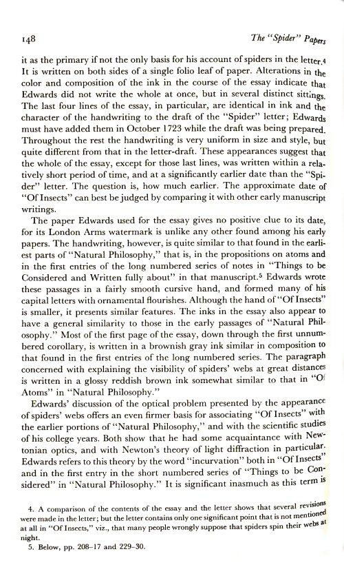 essays by jonathan edwards