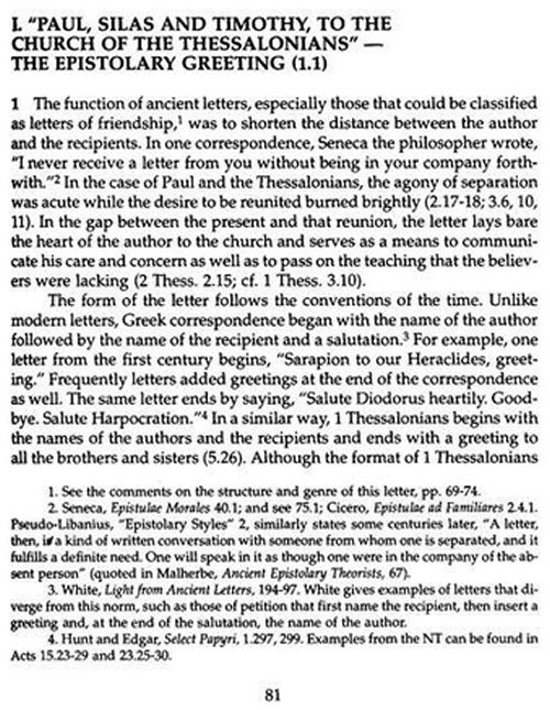 the first letter to the thessalonians Paul's first letter to the thessalonians is the thirteenth book in the new testament it is situated in the midst of the pauline corpus, the collection of letters attributed to the apostle paul (the books of romans through philemon.