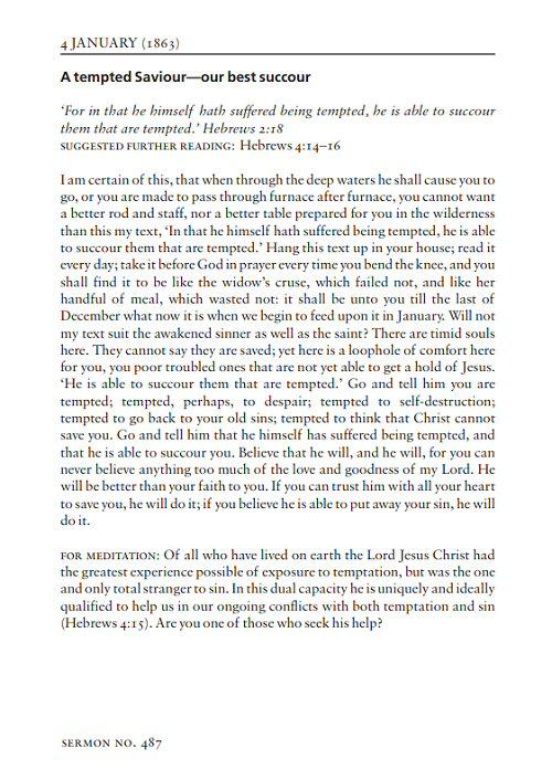 Rose Glen North Dakota ⁓ Try These Hebrews 4 Commentary Spurgeon