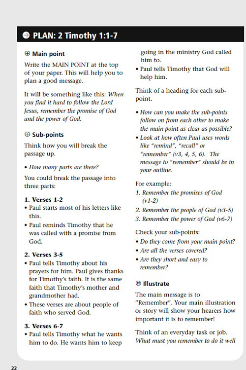 Pray-Prepare-Preach Series (6 vols )   Bible Study at its best