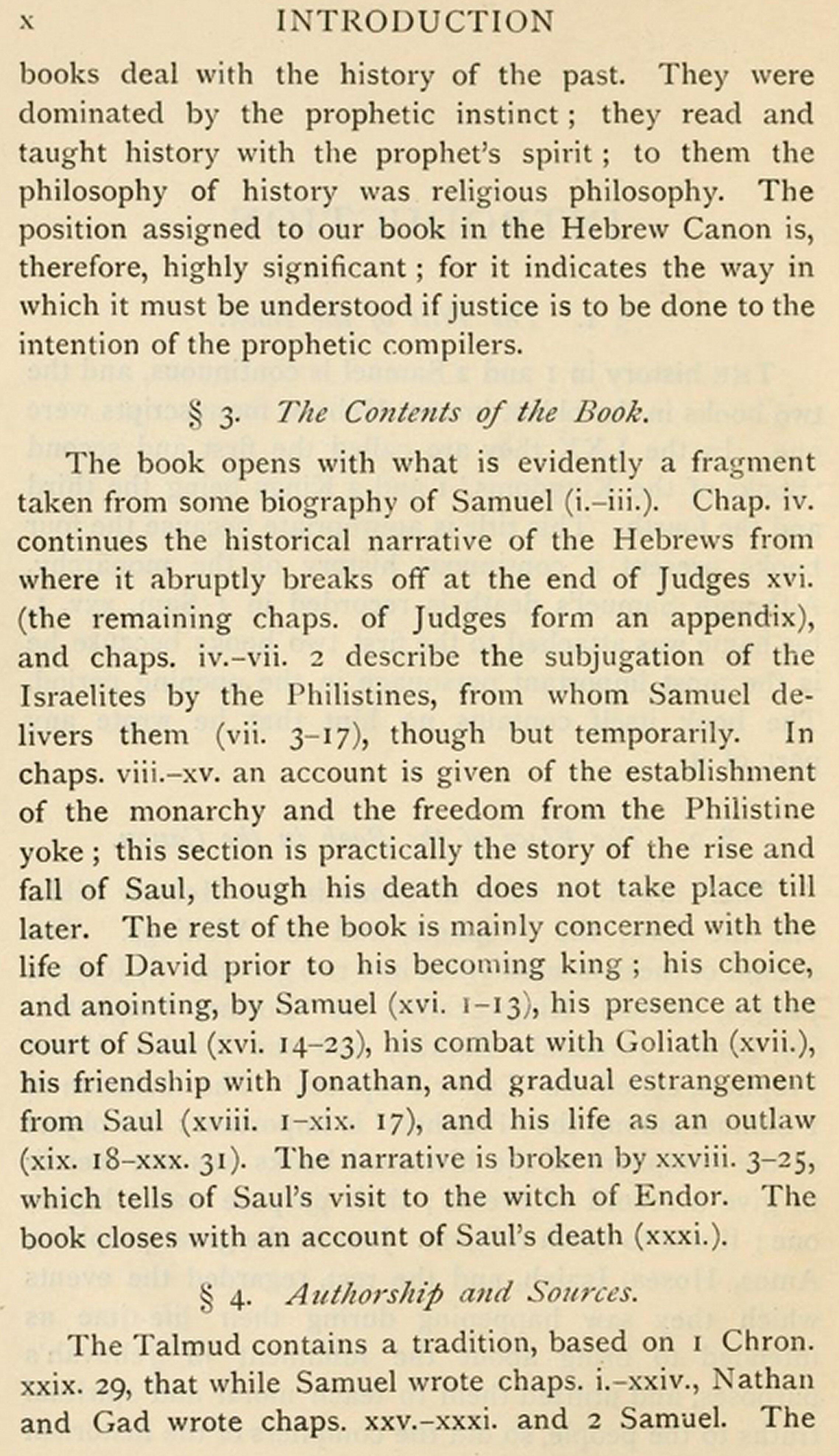 Book of Samuel