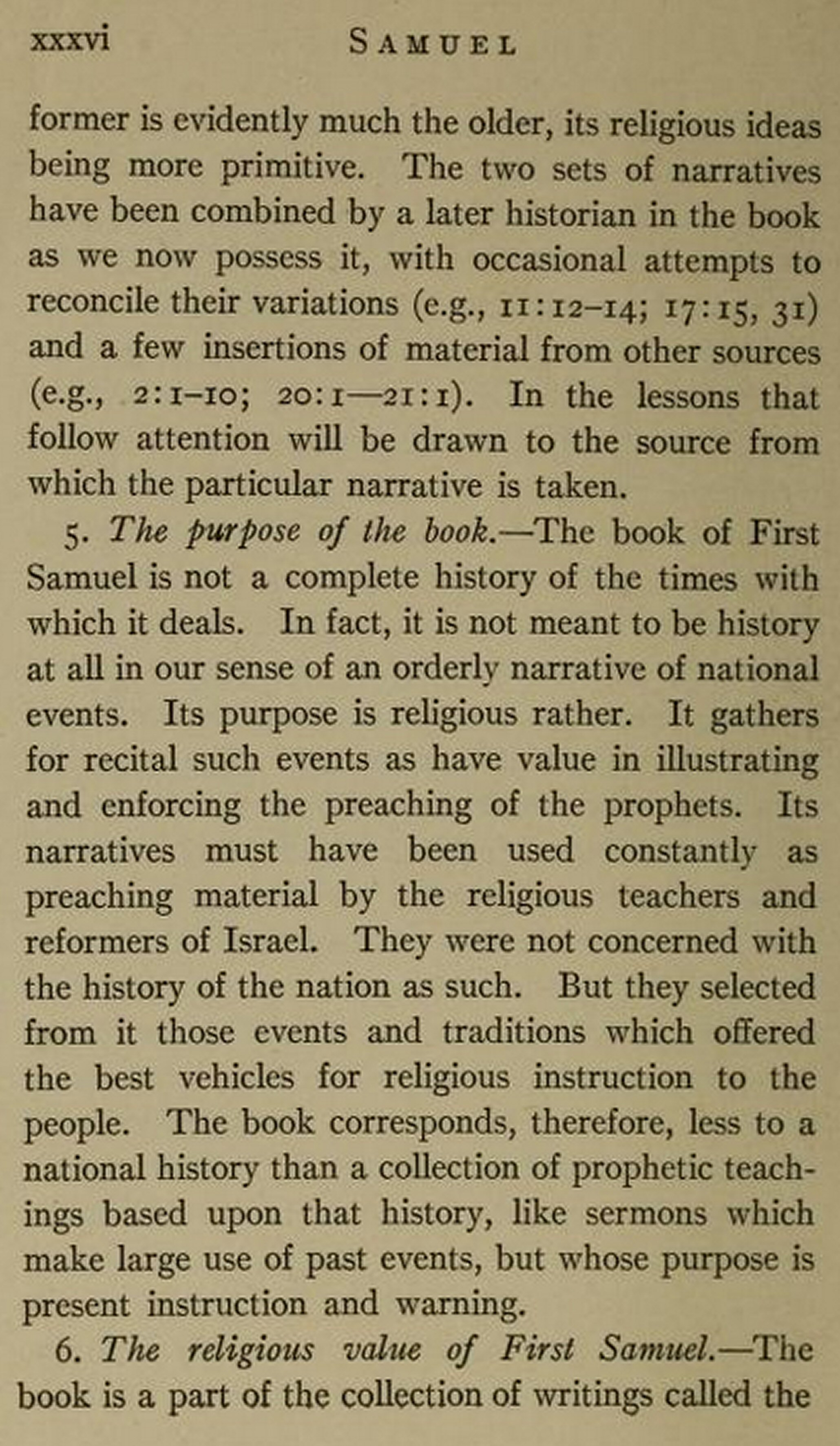 studies in the first book of samuel - Book Pages