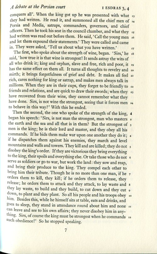 The New English Bible with the Apocrypha (NEB) | Bible Study at its